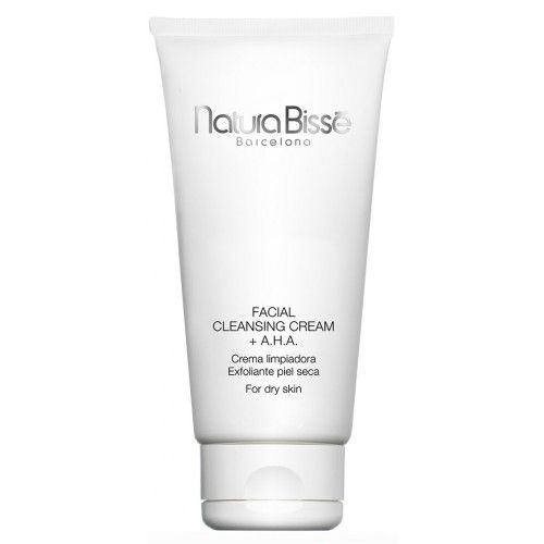 Facial Cleansing Cream with AHA